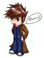 Chibi Doctor by TakenFlyght