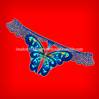 Butterfly Thong by ArtbyMaryC