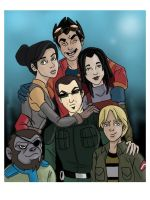 Generator Rex: Family by AvengerBlackwidow