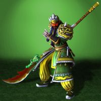 SMITE Guan Yu by ArmachamCorp