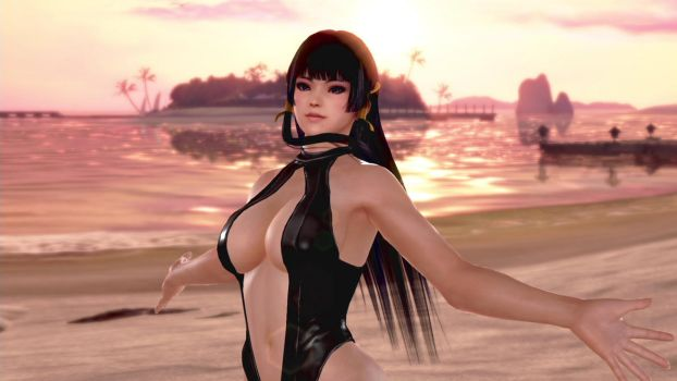 Dead Or Alive Xtreme 3 Fortune Nyo Memories #15 by HawkHQ