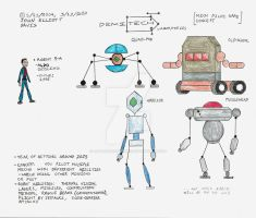 Mech Pilot: Game Concept by LittleGreenGamer