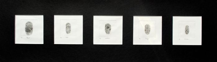 Finger Print Etchings by shadow-silhouette