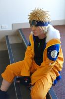 Naruto at Con by ObitoAvenger