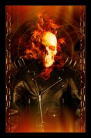 Johnny Blaze by liquid-venom