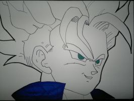 Trunks Ssj by supervegita