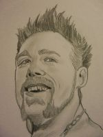 WWE Sheamus by VinceArt