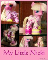 G4 My Little Nicki .Superbass. by wylf