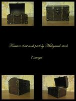 Treasure chest pack by Mithgariel-stock