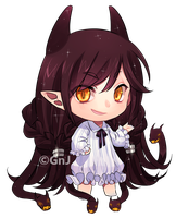 Chibi Comm 3 by GNJobbie