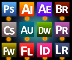 Adobe Icon Collection by KMKaushik