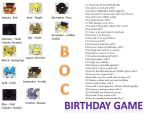 Brothers Of Circuits Birthday Scenario Game by CanzetYote