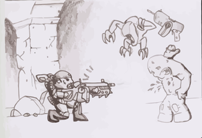 gears of war by fidodido69