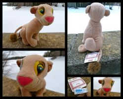 Adult Sega Nala For Sale by DoloAndElectrik
