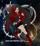 meer tenshi 2 in space by MeerD
