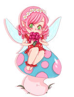 Cute Fairy by Mayla-Maraju