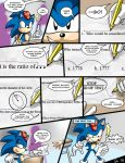 Sonic in High School by super-sawnyc128