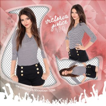 Victoria Justice   PNG Pack by Tinkerbells-dA