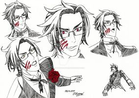 Claude Faustus by WTSpears