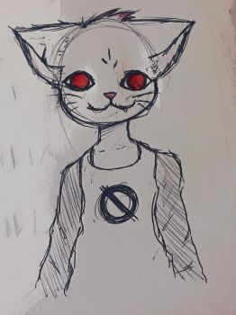 Mae Borowski - Night in the Woods by Epic-Dash