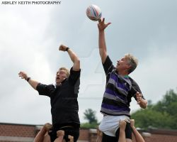 Can-Am Rugby Tournament XLII by akeithphotography