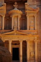 Petra memories by Yousry-Aref