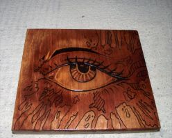 vision of the wood by ryky