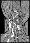 Silmarillion illustration 06 by virago89