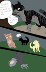 Revenge is a cycle - PAGE 4 PROLOGUE by gayloqu