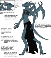What If: Shi'uul-Ja's Vampire Lord Form by Mediziner