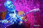 BB King and Lucille by JR-Burgos