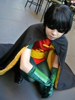 Anime LA: Boy Wonder by kay-sama