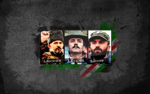 Heroes of the Chechen war by DarkStar2010