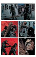 The Black Hood #8 page 3 by RobertHack