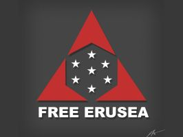 Free Erusea Air Force by Aircraftkiller