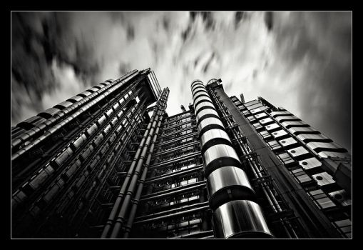 London Lloyds by xMEGALOPOLISx