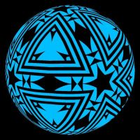 Adidas Kaleidoscope Ball by drsparc