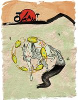 Amaterasu Two by andbloodforall