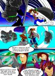 Escape from the Bioborgs part 43 by gizmo01