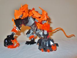 Lava Lurker: The Brute by CYBERDYNE101