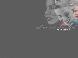 After allt his time? Always by sallyGREY