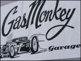 Gas Monkey by QuicksilverFX
