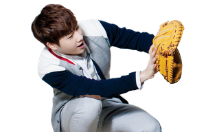SungGyu [ Infinite ] _ Render _ PNG #2 by mhSasa