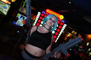 ColossalCon 2014 - Ember(PS) 28 by VideoGameStupid