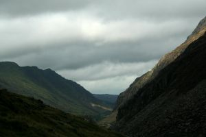 Stock - Welsh Mountains 1 by GothicBohemianStock