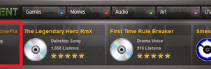 Newgrounds Audio Portal- Another Featured Tune! by DrMackFoxx