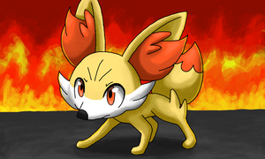 Fire Fox by FinnishPokemonFan96