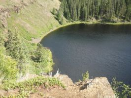 crater lake2 by shaylee-2