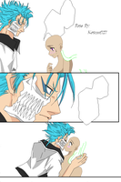 You and Grimmjow by Kasumi121