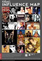 Influence Map by Kelley-Michelle
